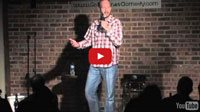 See a comedy video of stand up comedian Gabe Kea as he performs a comedy clip at Go Bananas Comedy Club in Cincinnati, Ohio about how he got in an accident.