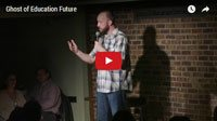 Gabe Kea stand up comedy video Ghost of Education Future